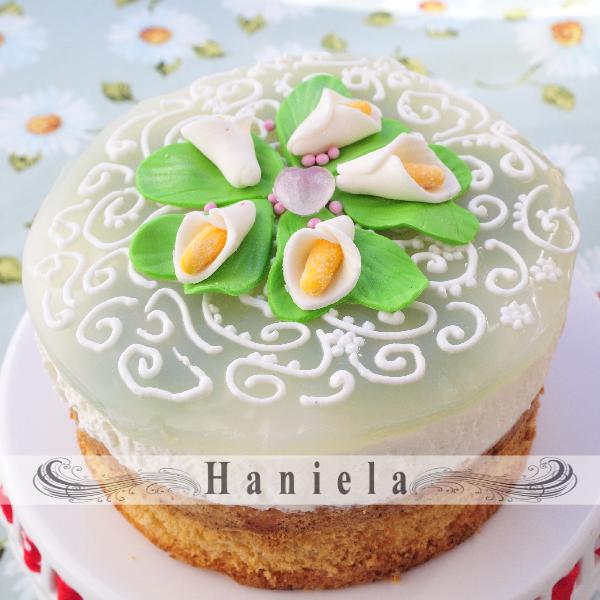 Kiwifruit Cake