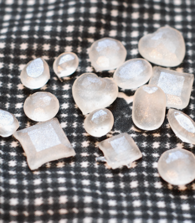 How to  Make Sugar Diamonds