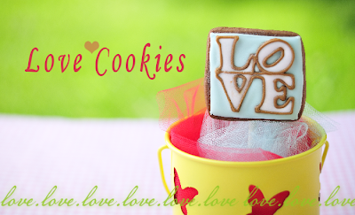 Love Statue Cookies