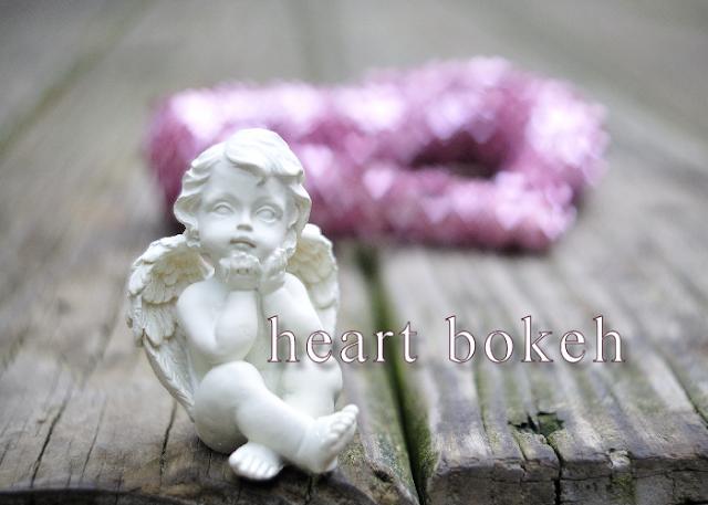 How To Make  Heart Bokeh