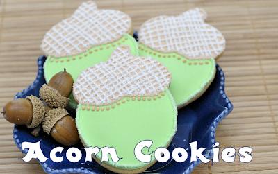 Acorn Cookies Collection