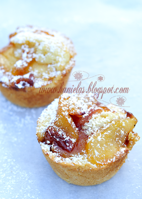 Caramelized Apple Muffins