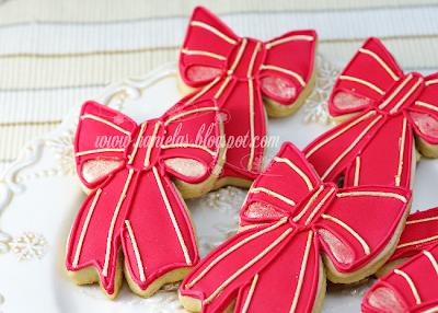 Christmas Ribbon Cookies