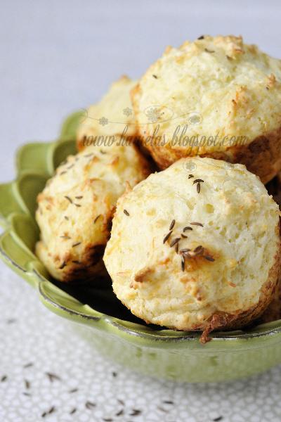 ~Delicious Cheese Muffins~