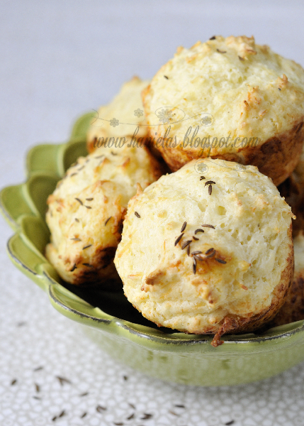 Delicious Cheese Muffins
