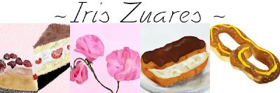 Meet  Artist Iris Zuares