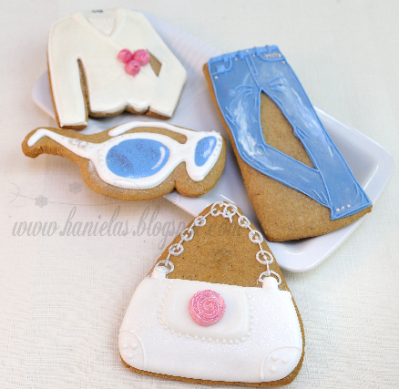 Fashion Denim Cookies
