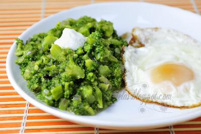Broccoli Nutmeg