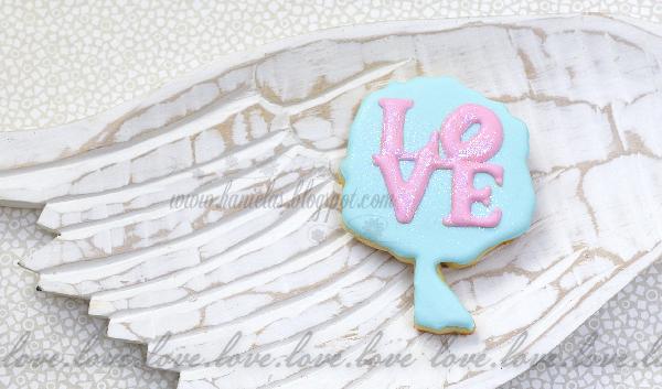 Love Tree Cookies