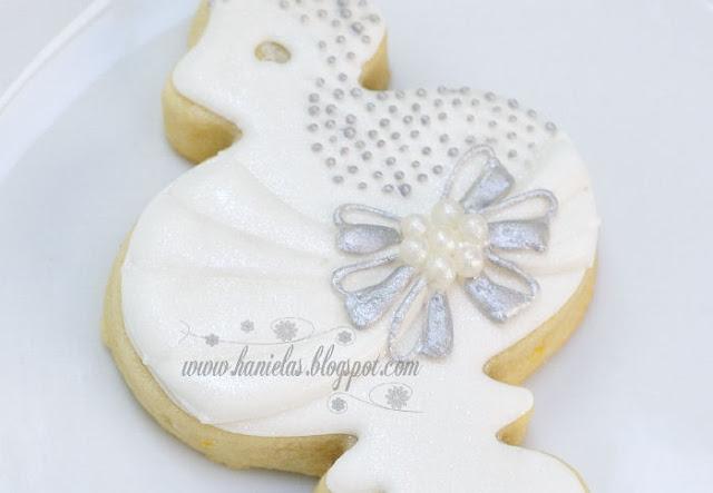 Christmas Tree Jewelry Cookies