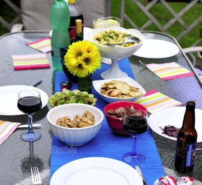 Summer Pasta Salad, Dressing Recipe