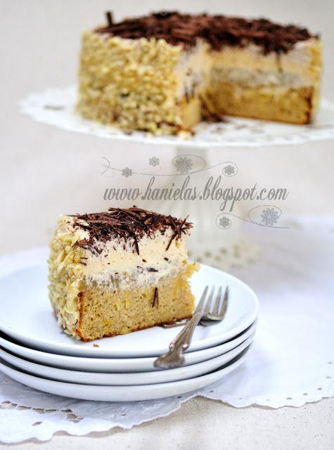 Acorn Apple Caramel Cinnamon Coffee  Cake