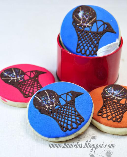 "Basketball ""Slam Dunk"" Cookies"