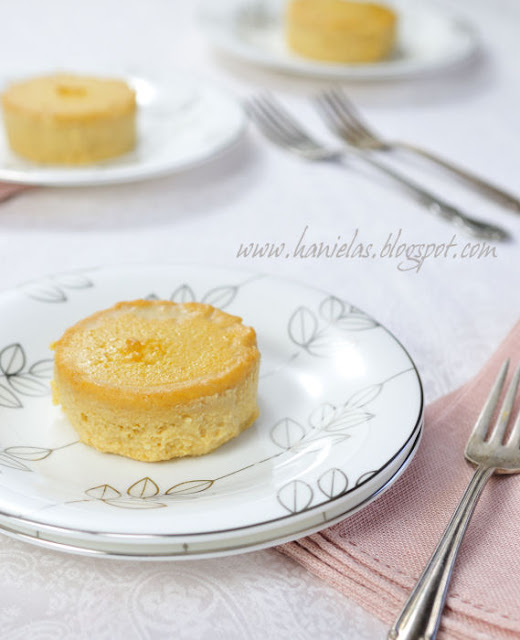 Sweet  Potato Cheese Flan