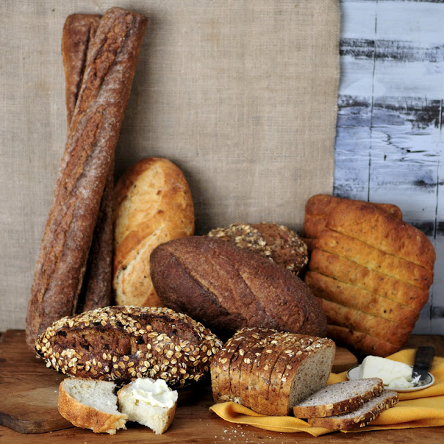 Artisan Breads from Tribeca Oven