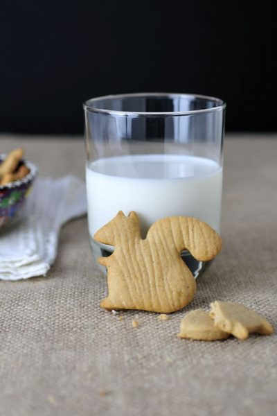 Cinnamon Cardamom Cookies