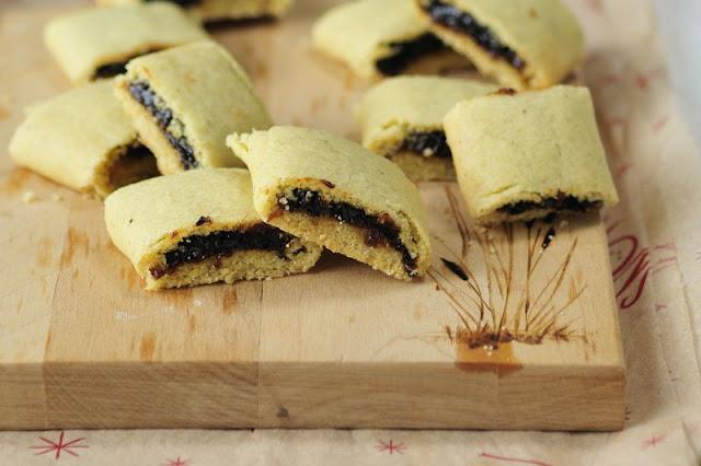 Cardamom Prune Cookies