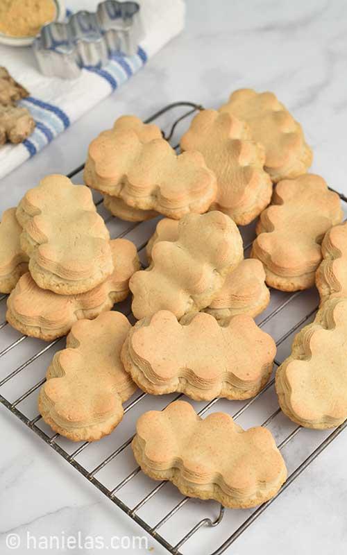 Slovak Ginger Cookies(Zazvorniky)