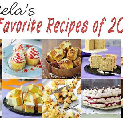10 Favorite Recipes of 2012