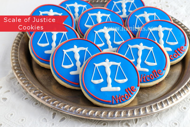 Graduation Scale of Justice Cookies