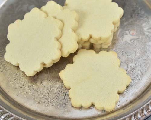 Cut Out Sugar Cookies Haniela S