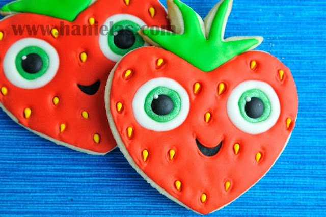 Barry  Cookies From Cloudy with a Chance of Meatballs 2