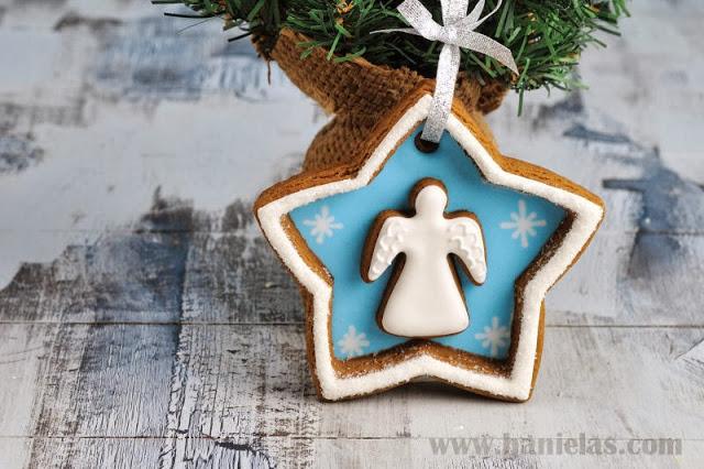 Angel Cookie Decorations