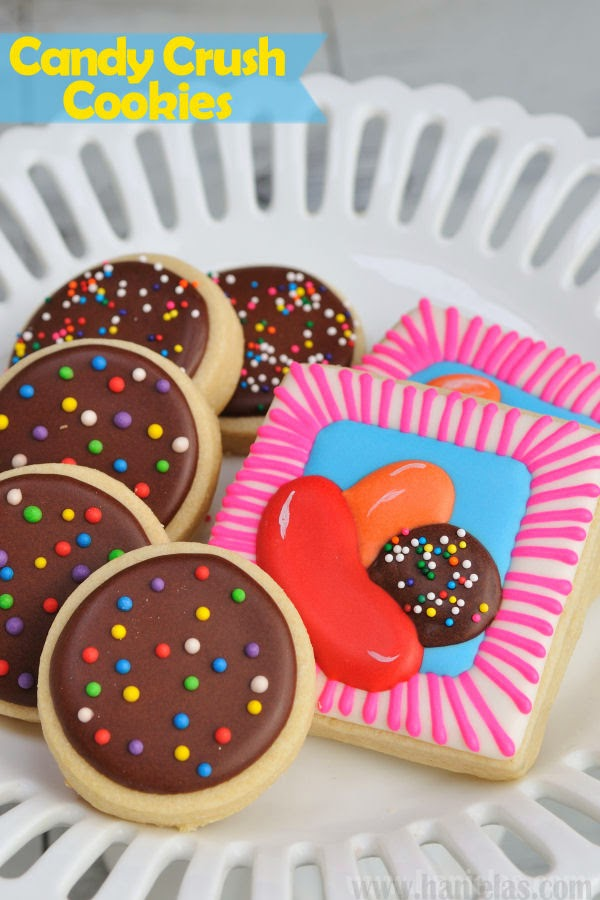 Candy Crush Cookies, Collaboration with Munchkin Munchies