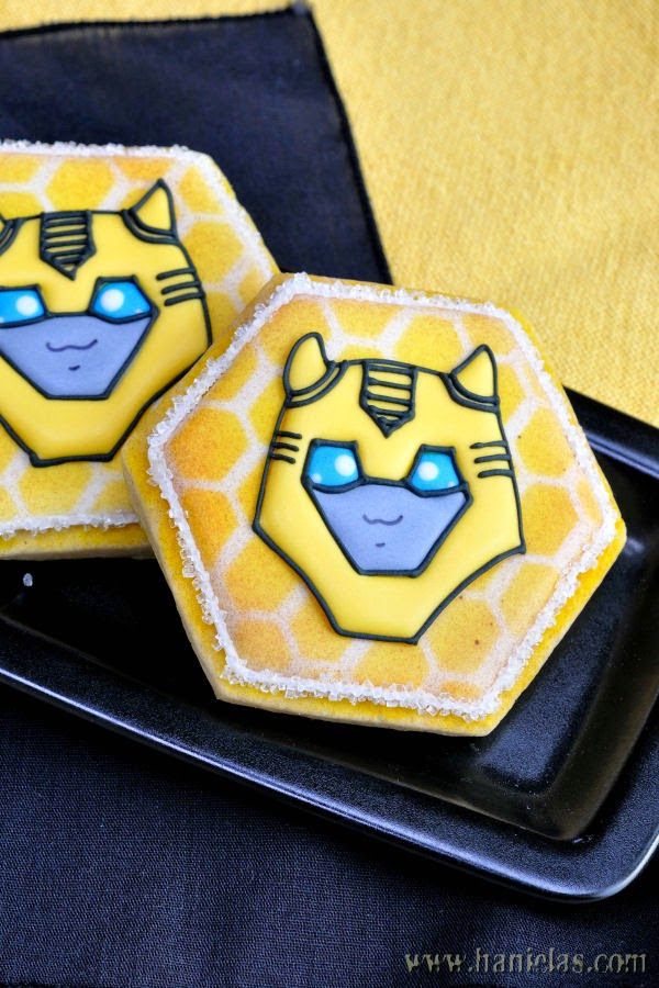 Transformers Cookies, Collaboration with Semi Sweet