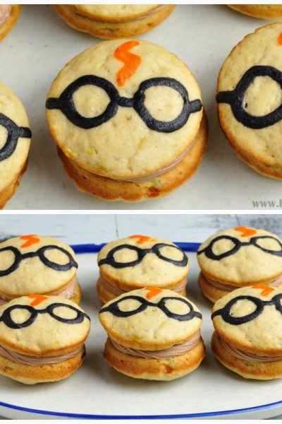 Harry Potter Banana Whoopie Pies