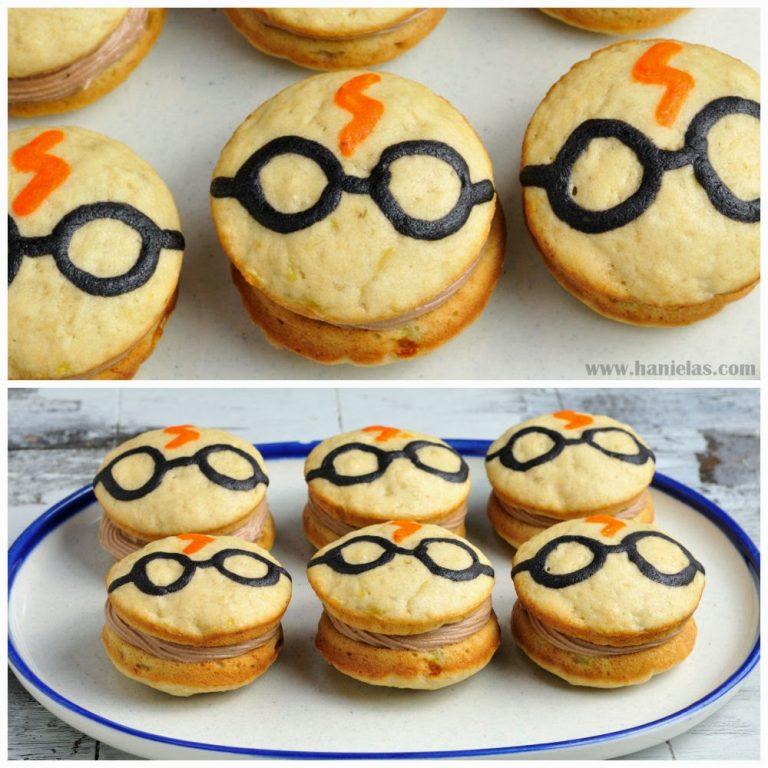 Harry Potter Banana Whoopie Pies