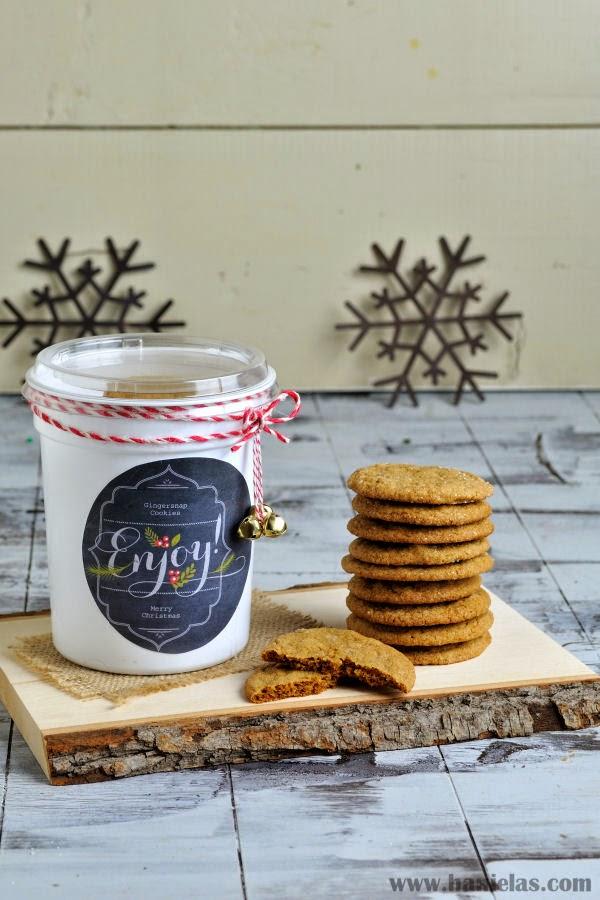 Edible Gift Packaging, Repurposing Chobani Yogurt Containers