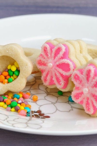 Princess Pinata Cookie Rings