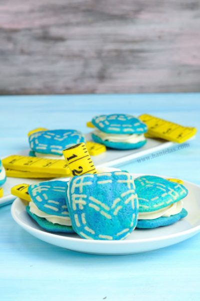 Father's Day Denim Pocket Whoopie Pies