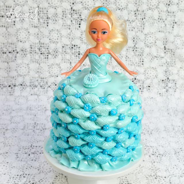 Doll Cake, Wilton Collaboration