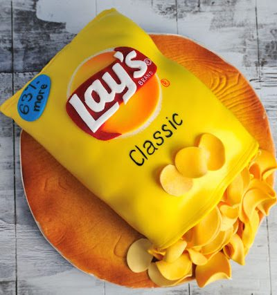 Lay's Potato Chips Cake