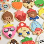 30 creative cookies made with one cookie cutter.