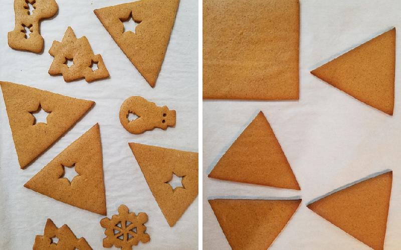 gingerbread, gingerbread lantern