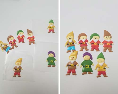 how to make royal icing transfers