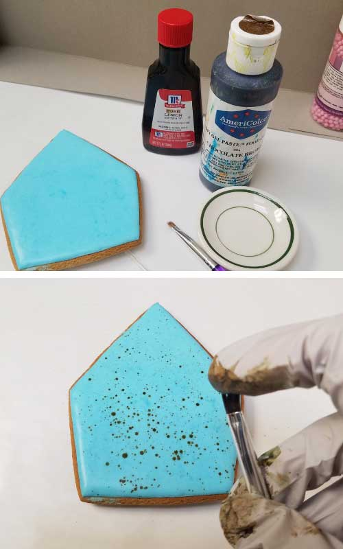 How to make Speckled Cookies