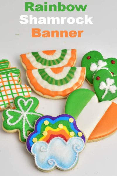 saint patrick's day cookies