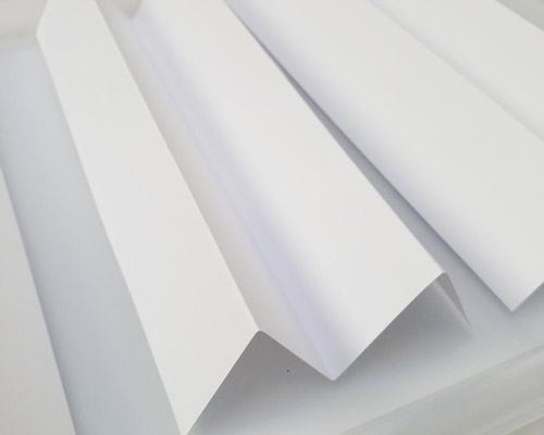 folded paper tray to dry royal icing butterflies