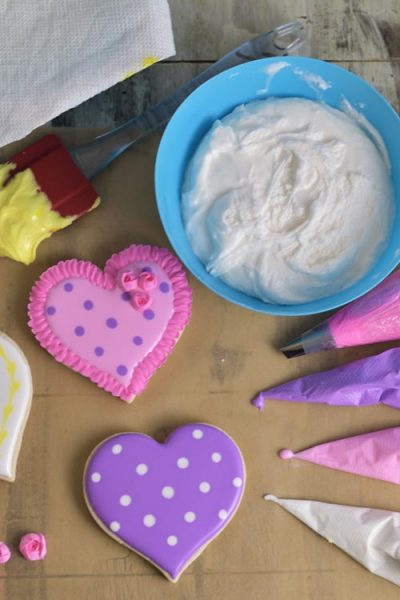 Ultimate Recipes for Royal Icing