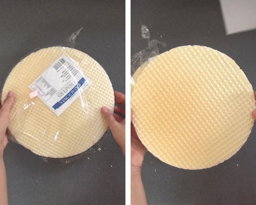Tort Wafers.