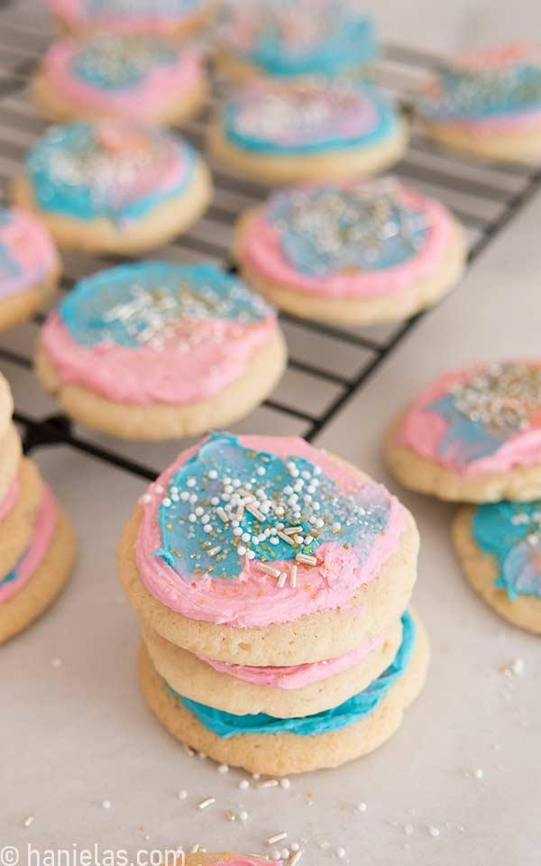 Soft Lofthouse Cookies